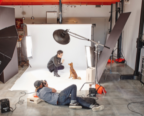 state of the art photography studio